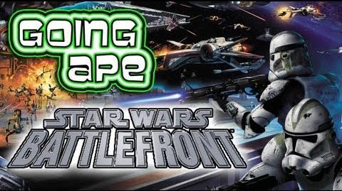 Going Ape on E3 2013 - Star Wars Battlefront