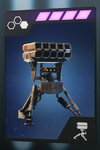 SWBFII DICE Ability Card Heavy - Ion Turret