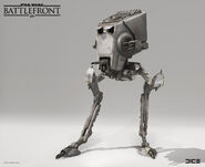 AT-ST model -2