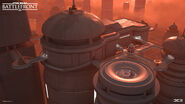 Star Wars Battlefront - Administrator's Palace (Sebastian Kim)