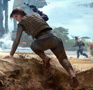 Jyn from cover art