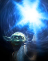 SWBFII DICE Boost Card Yoda - Size Matters Not large