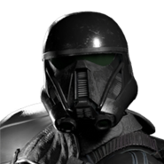 SWBII DICE Death Trooper Icon