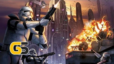 Star Wars Battlefront III - Leaked Alpha Gameplay