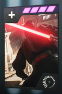 SWBFII DICE Boost Card Darth Maul - Flow Motion