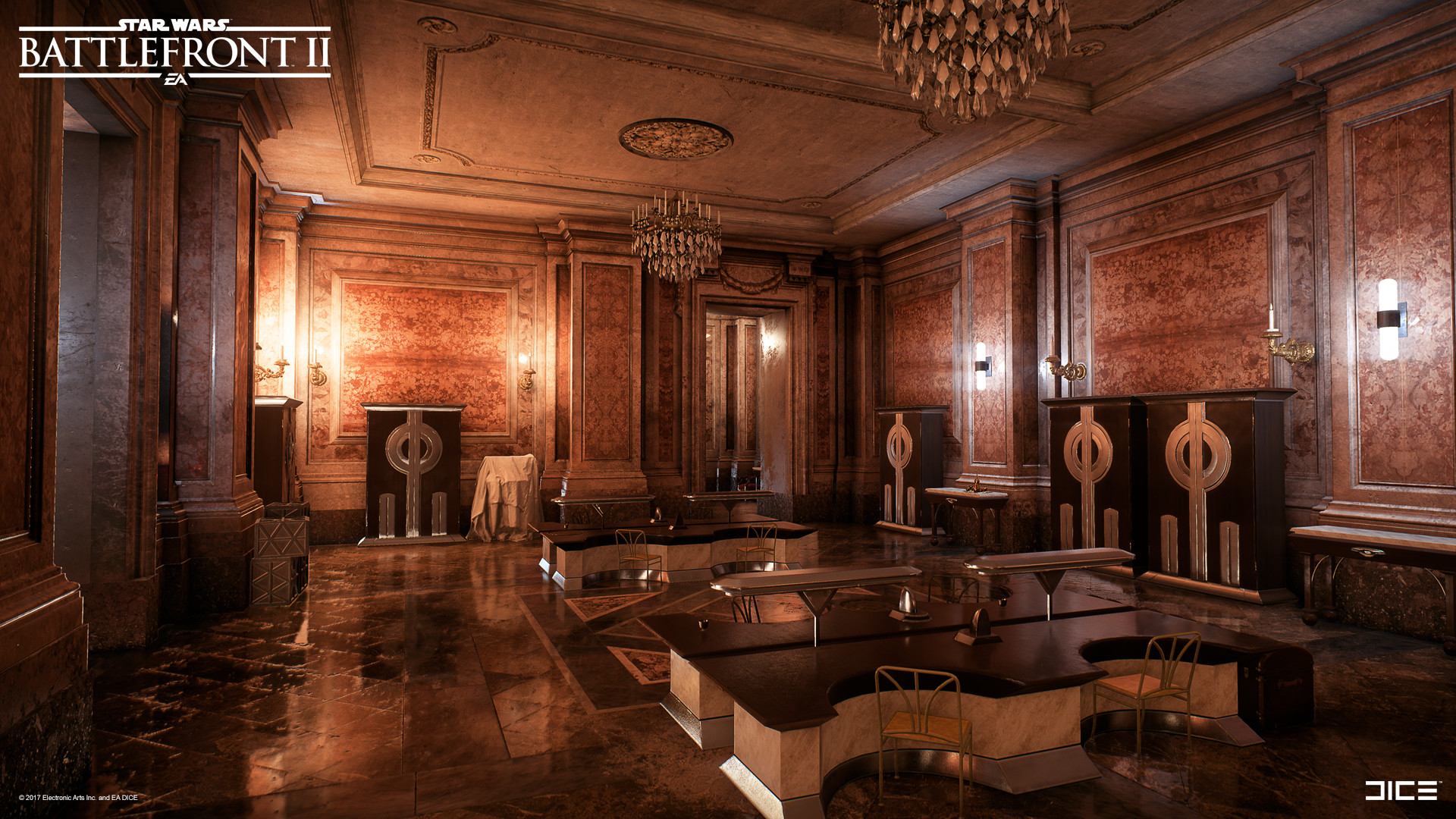 Image - Naboo Theed - Royal Palace Interior (2) - Mikael Andersson ...