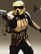 Shoretrooper Closeup