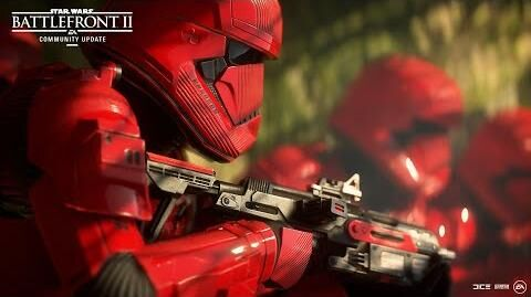 Star Wars Battlefront 2 Sith Trooper, Ajan Kloss, BB-8, and More – Community Update