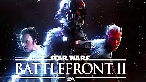 STAR WARS BATTLEFRONT 2 Trailer Tease (2017)
