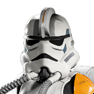 SWBII DICE Imperial Rocket Trooper Icon