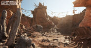 SW Battlefront (Tatooine) screenshot -7
