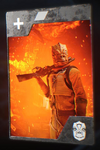 SWBFII DICE Boost Card Bossk - Unrelenting Predator