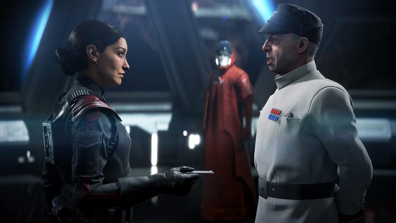 Image - D23-2017-battlefront-ii-orders-iden-versio.jpg   Star Wars ...
