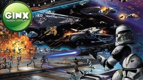 Star Wars Battlefront 2 Retro Video Game Review - Ginx TV