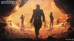 Anakin Skywalker Geonosis promo