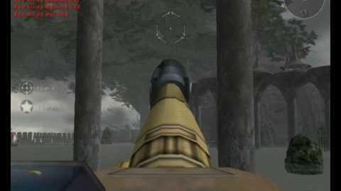 Star Wars Battlefront 2 Mods & Maps Video Series Clone Wars Kashyyyk 1.4 (part 2)