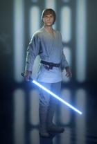 SWBFII DICE Luke Skywalker Farmboy Appearance