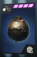 SWBFII DICE Ability Card Assault - Improved Thermal Detonator