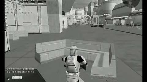 Star Wars Battlefront 2 Mods & Maps Video Series Aldura Campaign (part 3)