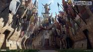 Takodana Maz's Castle - Daniel Rocque