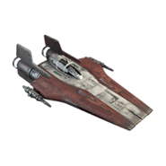 SWBFII Resistance A-Wing Icon