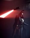 SWBFII DICE Boost Card Darth Vader - Intensified Lightsaber Throw large