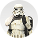 Stormtrooper White Body Icon