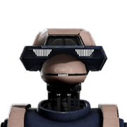 SWBFII Separatist Announcer Tactical Droid