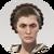 Human 7 - Ingrid - Braided Brown Icon