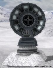 Hoth Dish Turret
