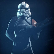 Star wars battlefront 2 Imperial Rocket Trooper