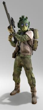 Rodian Sniper
