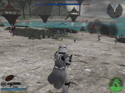 Heavy trooper