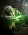 SWBFII DICE Boost Card Yoda - Agility large