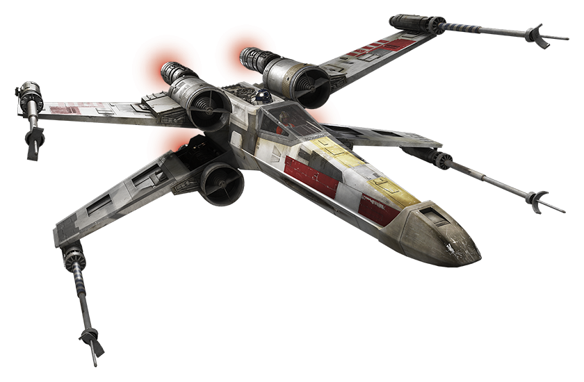 Y Wing Png Image - X-wing SWB.png...