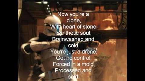 Clones by Ash (with Lyrics)