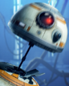 Boost Card BB-8 - Headfirst