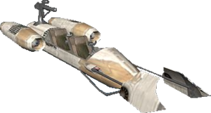 V-25 Light Speeder
