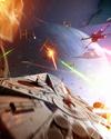 Boost Card Lando and L3-37 Millennium Falcon - Back Online