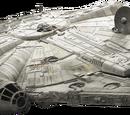 Millennium Falcon/DICE
