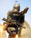 SWBFII DICE Boost Card Boba Fett - Death From Above large