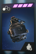 SWBFII DICE Ability Card Heavy - Improved Impact Grenade