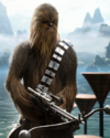 SWBFII DICE Boost Card Chewbacca - Bonus Health large