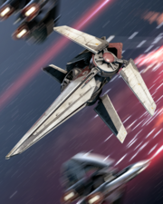 Boost Card Interceptor - Elite Pilot
