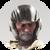 Human 12 - Eli - Helmet Beard Icon