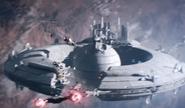 Lucrehulk battleship cis