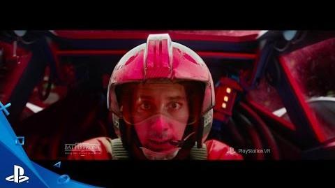 PlayStation VR ft. STAR WARS Battlefront Rogue One - X-wing VR Mission