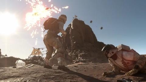 Star Wars Battlefront - Survival Tatooine Multiplayer Beta Gameplay 2015