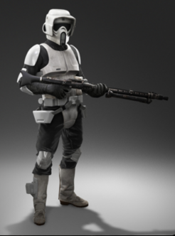 DICE Scout Trooper