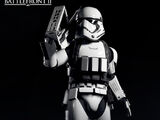 First Order Heavy Assault Stormtrooper